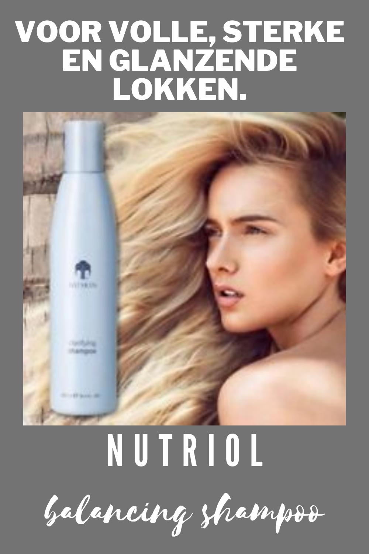 """Balancing shampoo"