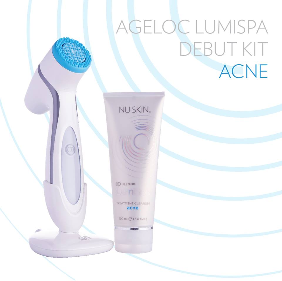 LumiSpa BEST Skincare device!